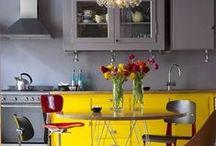 Zaproś kolor do swojego wnętrza / Kolory, kontrasty, odwaga - taki jest ten styl!
