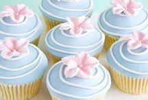 cupcake / cupcake, brigadeiros e trufas de chocolate / by sheila