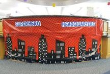 """Summer Reading Program 2015 at the American Fork Library / """"Every Hero Has A Story""""   """"Unmask!""""   """"Escape the Ordinary"""""""