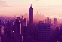 NYC / Take me back  / by Eurasya