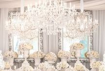 Elegant Sparkling Wedding Theme