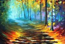 Colours / Art / Paintings