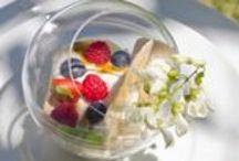 // Les Desserts / Toutes nos recettes de desserts originales à base de Roquefort - fruits et Roquefort Surprenez vos invités, vos amis !