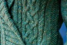 Knit Cardies - Cabled