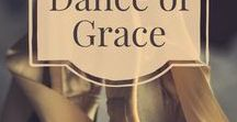 Dance of Grace, a novel by Stacy Monson / Book 2 of the Chain of Lakes Series