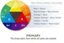 Color, Shape, Movement
