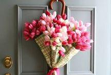 Wreaths/праздничные венки