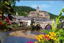 // Week-end en Aveyron
