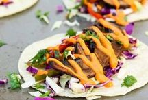 VEGAN MAIN MEAL RECIPES / Delicious and nutritious vegan main meal recipes so you are never stuck for ideas.