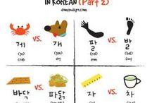 słówka koreańskie