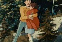 mimi wo sumaseba (1995) / benimle aynı sene doğmuş olan en sevdiğim miyazaki filmi✨