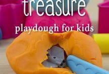 Kids - Sensory Play Ideas