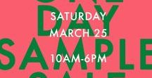 1-Day Sample Jewelry Sale - March 25th! Outrageous Bargains! / Designer jewelry sample sale - Williamsburg NYC