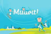 Muuvit Adventure / Muuvit is a teachers tool to enhance teaching, it´s an adventure for health and learning & it´s loads of fun for the teachers, pupils and even parents.