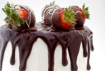 Recipes - Gourmet Desserts and Cakes / by Danielle Stevenson