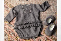 Kids | The Cutest Little Clothes / Simple, sweet baby clothes / by ✿ Zaz ✿