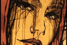 Art | Street Art Loves Pretty Ladies / Heyyyy, sexy lady... / by . ✿ Zaz ✿ .