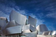 Disney Concert Hall,  Gustavo Dudamel & the L.A. Phil / To follow the musical opportunities provided for the people of Los Angeles and southern California.  Also to follow El Sistema, the social justice program that is changing children's lives all over the world. / by Marie Castellano