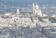 Paris, je t'aime! / The city I dream of every day.