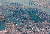 NYC / Big Apple.