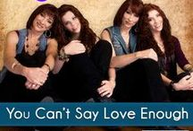 "You Can't Say Love Enough / MJ2 & Celebrity Friends' Single, ""YOU CAN'T SAY LOVE  ENOUGH"" on iTunes now benefitting Diabetes Research! - https://itunes.apple.com/us/album/you-cant-say-love-enough-jdrf/id338847573     Featuring Steve Wariner, Dolly Parton, Andy Griggs, Heidi Newfield, Cowboy Troy, Larry Gatlin, Rudy Gatlin, Bill Anderson, Lee Greenwood, Buddy Jewell, Mark Collie, T. G. Sheppard, Burns & Poe, Heartland, Moe Bandy, and Sweetwater Rain!"