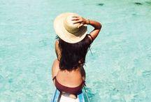 Summer, Beach, Salt Water / Beach time