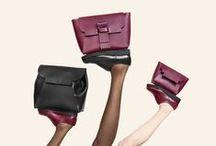 Aurélie Chadaine / maroquinerie - accessories - bags - leather