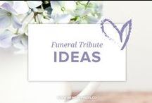 Funeral Tribute Ideas / A collection of funeral tribute ideas to honor your loved one. Curated by Memory Press - creators of beautiful, uplifting and memorable funeral programs. At Memory Press, we create beautiful, uplifting and memorable programs for funeral and memorial services - fully customised within 24 hours. We collect these ideas for funeral and memorial tributes as a resource for our clients.