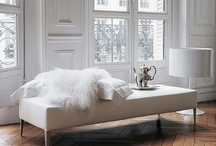 *Maelo Paris Home Inspiration* / Maelo is a parisian company specialized in fake fur. Tell us what You like and we will try to make it Your own. Only fake fur inspired home please. #furthrow #maelo
