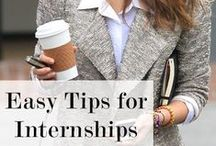 Get an Internship! / Where to find great internships! / by Occidental Career Development Center