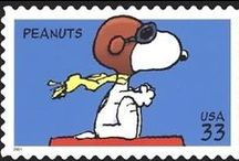 Comic & Cartoon Stamps