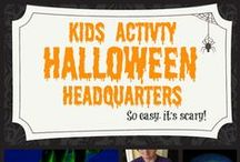 Halloween / Kid-friendly ideas and inspiration for a spooktacular Halloween / by My Kids' Adventures