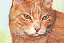 painting - pastel     colored pencil