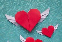 Valentine's Day (Kids) / Fun and activities for Valentine's Day including kid's and family crafts, recipes and more.  / by My Kids' Adventures
