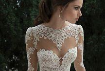 Wedding dresses / All the bridal dresses that i love