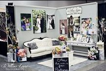 Booth Inspiration for YOU! / Get great ideas from on how to set up your next booth.