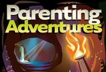 Parenting tips: The Parenting Adventures Podcast / The Parenting Adventures podcast is a show from My Kids' Adventures.  It's for parents (and grandparents) who are looking for creative things to do with their kids. / by My Kids' Adventures