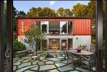 Container House Ideas / Container houses