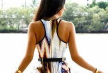 Fashion summer dresses / Cute dresses, beautiful dresses or just light summer dresses. Dress up!