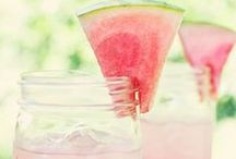 Drinks - Cocktails - Smoothies / Healthy and 'less' healthy recipes for delicious cocktails and smoothies, hmm...