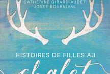 Romans / Une sélection de romans des Éditions Goélette et Coup d'oeil.