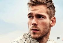 Mens haircut / Short men hairstyles, long hair, buns and spikes: check this board if you need inspiration for a new haircut.