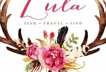 ' Lula' seek•travel•find , caravan / Follow the journey of 'Lula' as she transforms from a old run down 70's viscount gem to a revamped , restyled beauty.