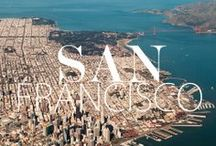 San Francisco / ...and some photos from a small country called the United States of America...  / by Tessy