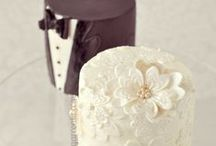 wedding cakes and sweets