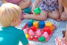 Voor de kinderen / Leuke ideeën, speeltips, knutselideeën voor de kinderen.