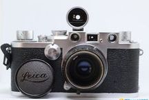 Leica Only / Leica Cameras - Well engineered cameras with no compromise to quality.