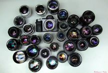Great Lenses / Great camera lenses. Look at them. Dream of them.