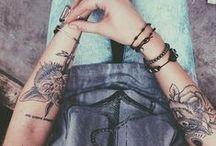 ☮ Tattoos ☮