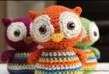 Crocheted items / Different patterns or pieces that I like or I'd like to crochet